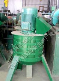 有机肥链式粉碎机的结构和工作过程