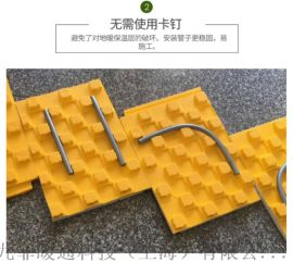 九菲河南模块地暖 黄金甲模块地暖 干式模块地暖优势