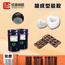 加成型液体硅胶环保模具硅橡胶优呈易脱模