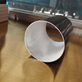 厂家供应大口径雨水管 铝合金雨水管生源头厂家