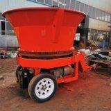 稻草捆粉碎機 大型圓盤式粉碎機 草捆旋切機