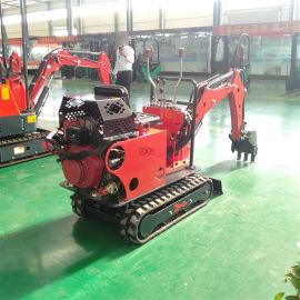 HK-08 微型小挖机 回转式小型挖掘机 全国联保