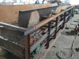 链式输送机图片 风干不锈钢链板输送机 LJXY 板