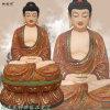 河南 释伽摩尼佛 阿弥陀佛 药师如来 三宝佛祖佛像