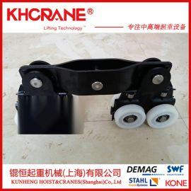KBK柔性轻轨吊挂装置主梁吊点I型II型手动葫芦