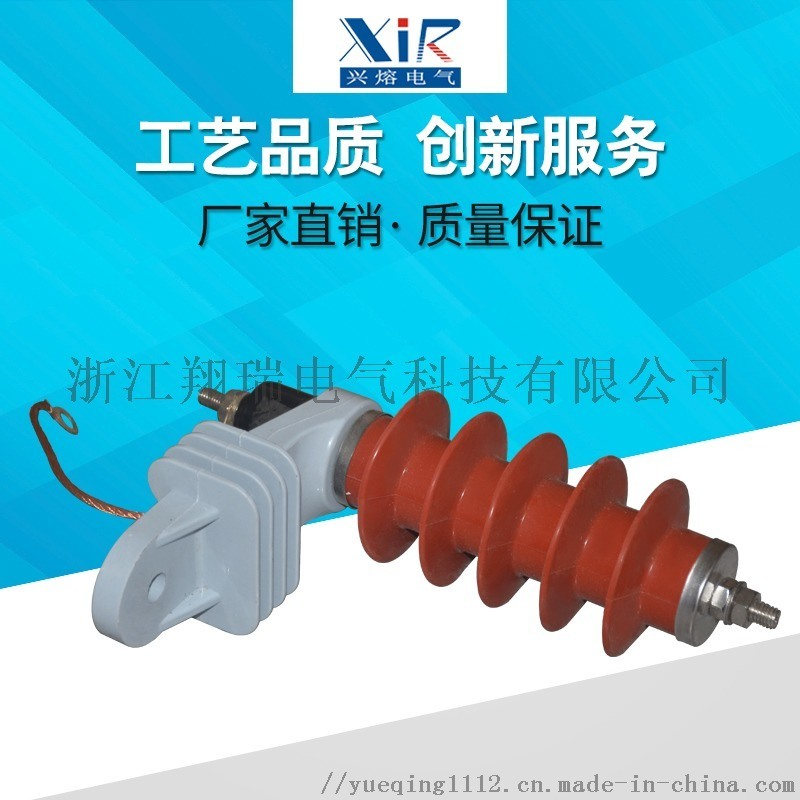 10kv高压避雷器 HY5WS-17/50避雷器