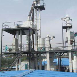 玉米杂粮自动话生产线 豆粕玉米饲料机械玉米机器