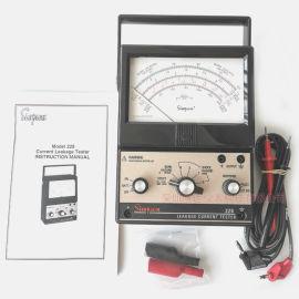 美国辛普森Simpson 228泄漏电流测试仪