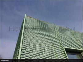 嘉善装饰铝板网 幕墙铝拉网厂家  上海申衡