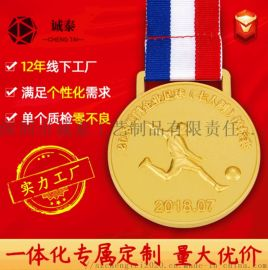 精美**勋章北京厂家锌合金活动赛事奖牌比赛纪念奖章制造