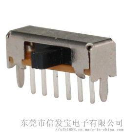 SK-14D01(1P4T)拨动开关