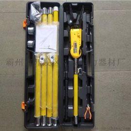 架空电缆钢绞线挂线机光缆挂钩机全自动捆扎机