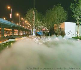 张家界特色景区水雾造景的案列