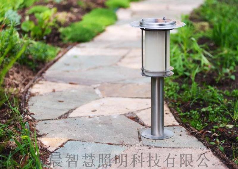 led户外防水古典别墅花园灯小区草坪灯