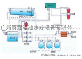 汕尾泳池水处理设备供应与安装厂家、钢结构游泳池