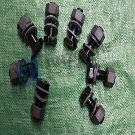 大六角10.9级高强度螺栓M16钢构紧固件