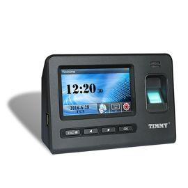 Tpad86超大觸摸屏指紋考勤機,軟件考勤機
