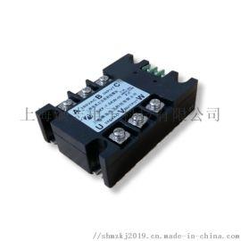 三相固态继电器380v大功率交流电机正反转控制器模块 供应