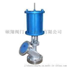 上展式放料阀厂家生产销售--上海硕翔阀门