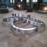 复合肥产业滚筒造粒机轮带回转式包膜机滚圈
