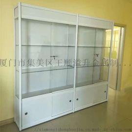 厦门多层组合柜,精品玻璃展柜,福建置物展示柜
