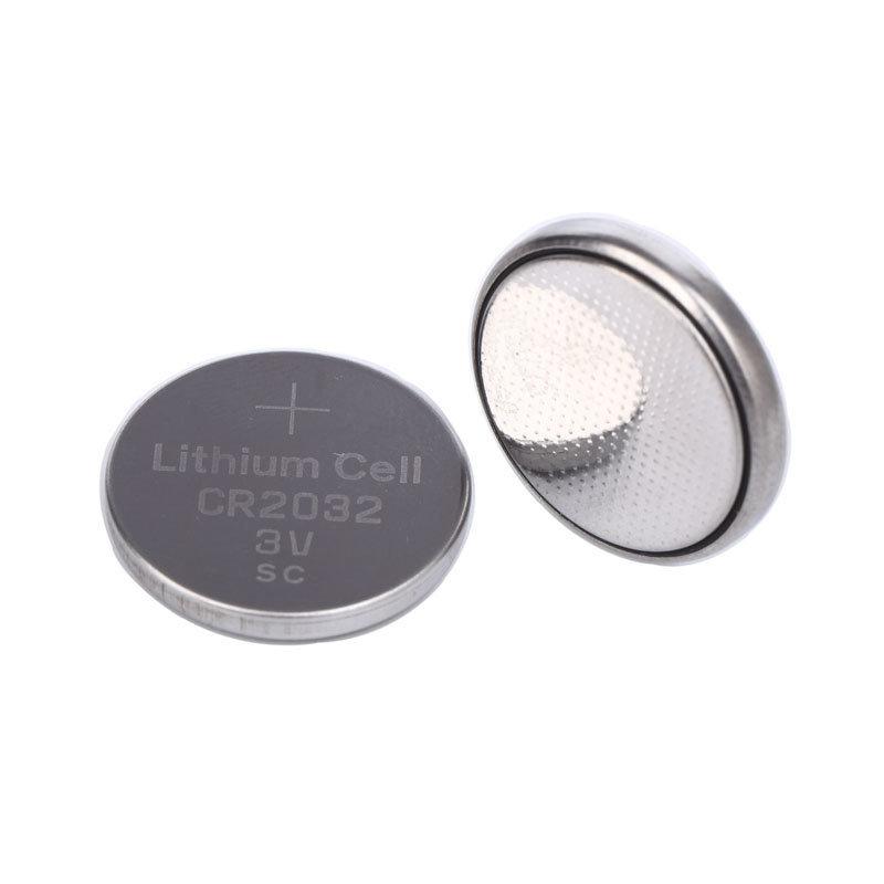 CR2032汽车钥匙遥控器机顶盒电子秤纽扣电池3V