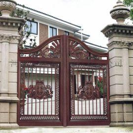 天津蓟州区铝合金大门铁艺围墙栏杆品牌推荐