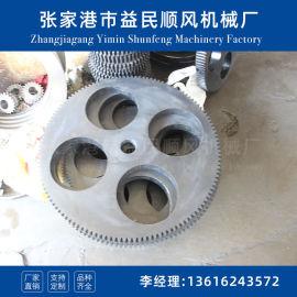 齿轮厂家装载机大齿轮 不锈钢齿轮加工