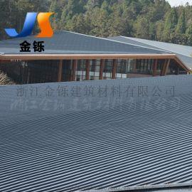 售楼部幕墙 YX25-430  铝镁锰立边咬合墙面板 幕墙系统