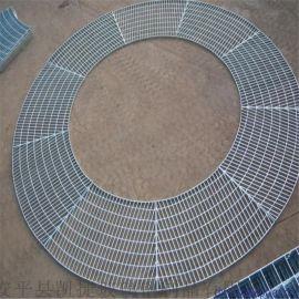 镀锌钢格板 平台钢格板