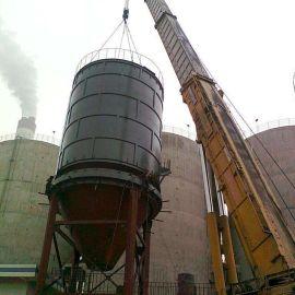 粉煤灰储存设备 负压气力输送原理 六九重工 气力吸