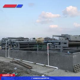 污水厂污泥脱水,全新技术混凝土泥浆处理离设备