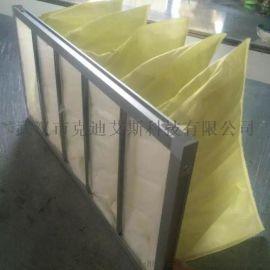 邯郸中效袋式 电脑机房空调过滤网 铝框空气过滤器