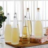 玻璃桑葚酒瓶生產加工果酒瓶