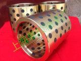 JDB銅基固體鑲嵌式自潤滑無油軸承