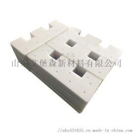 天津中安高分子聚乙烯耐磨衬板 耐磨刮板