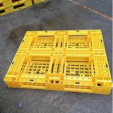 甘孜【田字塑料棧板】哪有賣,重型塑料托盤1210