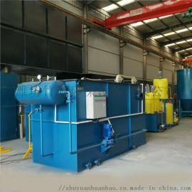 安顺市养猪场污水处理设备 气浮过滤一体机 竹源定制