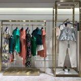 杭州品牌尾貨一線朵威/新款外貿服裝市場折扣走份
