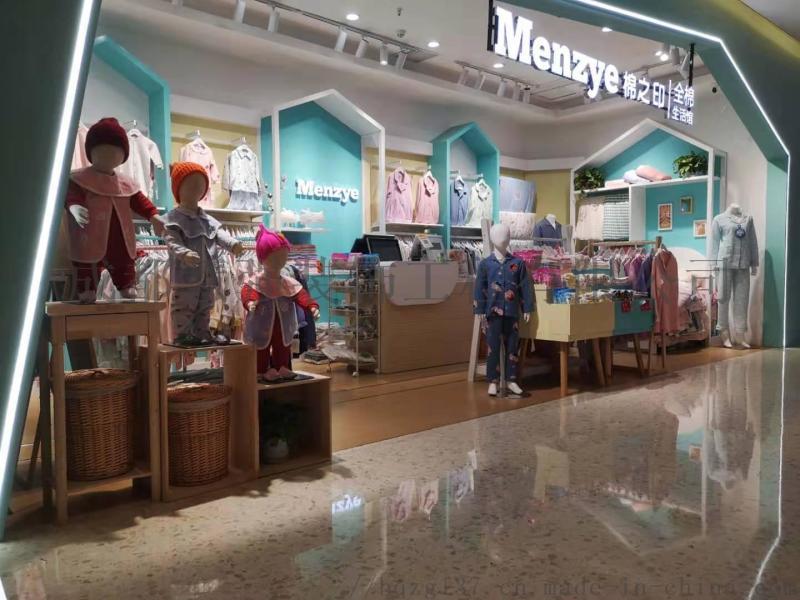 童装展示柜、童装展示柜定制厂家,优先慧强展柜厂;
