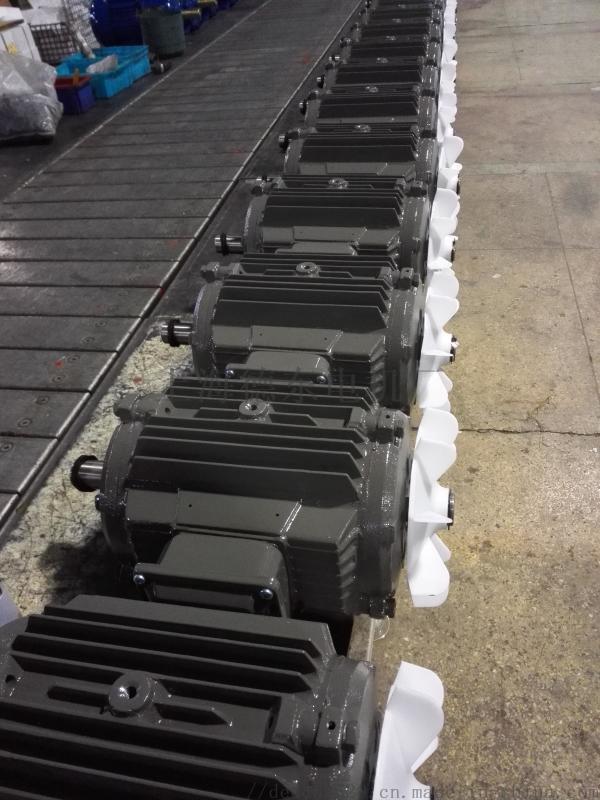 承载能力高 输出扭矩大  德东YVF2 100L-6 1.5KW