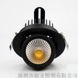 象鼻燈 led15W天花燈 可調角度酒店筒燈