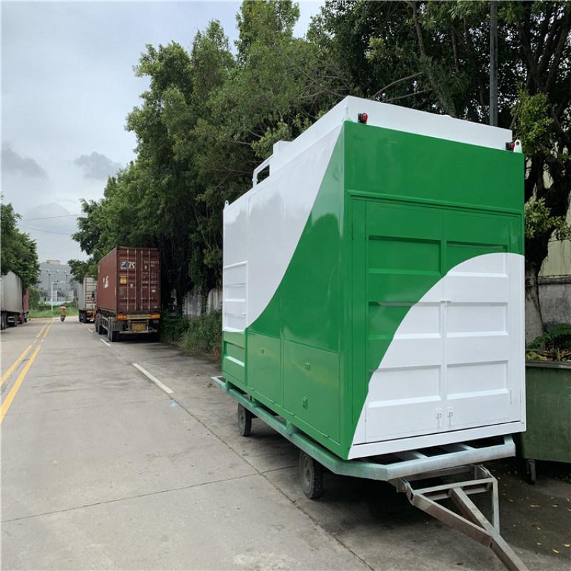 科技环保多功能吸粪车 车载式粪便压缩吸污净化车