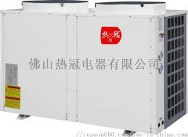 海南温泉酒店泳池婴儿游泳馆空气能热泵恒温热水器设备
