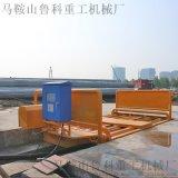 大型洗轮机节约大量的水资源-特点还有很多