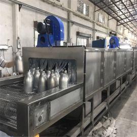超声波铝件喷淋清洗机 废铝清洗机 工业通过式清洗机