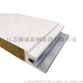 南京聚氨酯封边岩棉保温复合板厂家