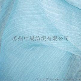 再生雪纺面料 RPET缎面雪纺 RPET涤纶面料