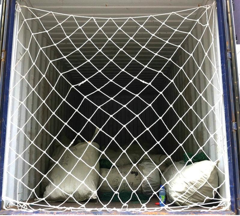 平高櫃集裝箱防護網集裝箱網隔離網貨櫃擋網