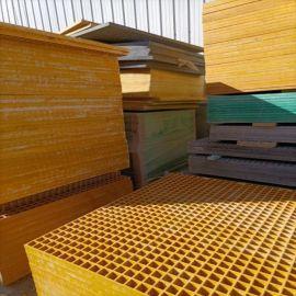 树脂格栅玻璃钢化工厂格栅盖板
